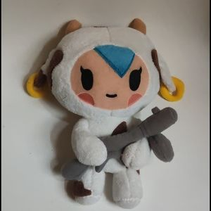 Tokidoki plush doll